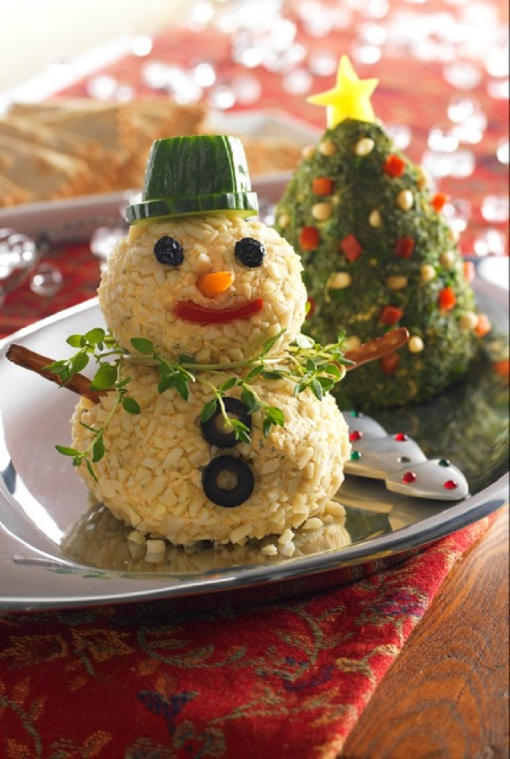 Appetizer Ideas For Christmas Party  18 Red and Green Christmas Appetizers for a Real Holiday