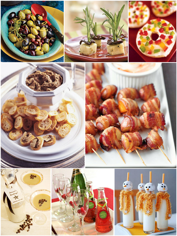 Appetizer Ideas For Christmas Party  Christmas Party Easy Appetizers and Holiday Cocktails