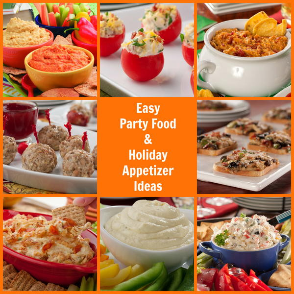 Appetizer Ideas For Christmas Party  16 Easy Party Food and Holiday Appetizer Ideas