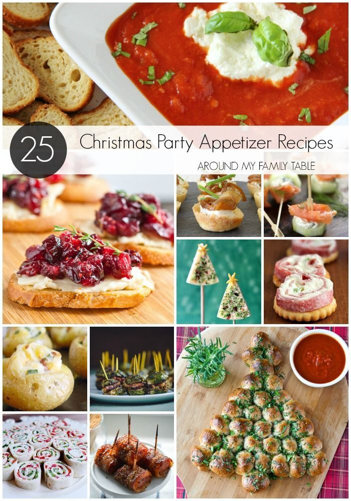 Appetizer Ideas For Christmas Party  17 Best ideas about Christmas Party Appetizers on