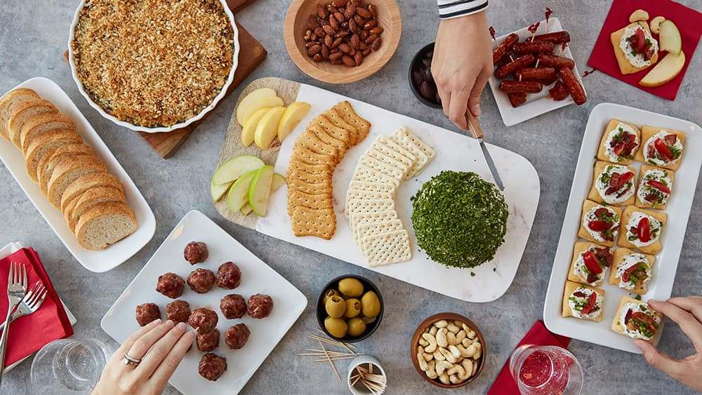 Appetizer Ideas For Christmas Party  Every Appetizer You'll Ever Need BettyCrocker