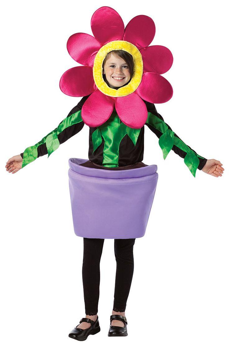 Baby Flower Halloween Costumes  Best 25 Flower pot costume ideas on Pinterest