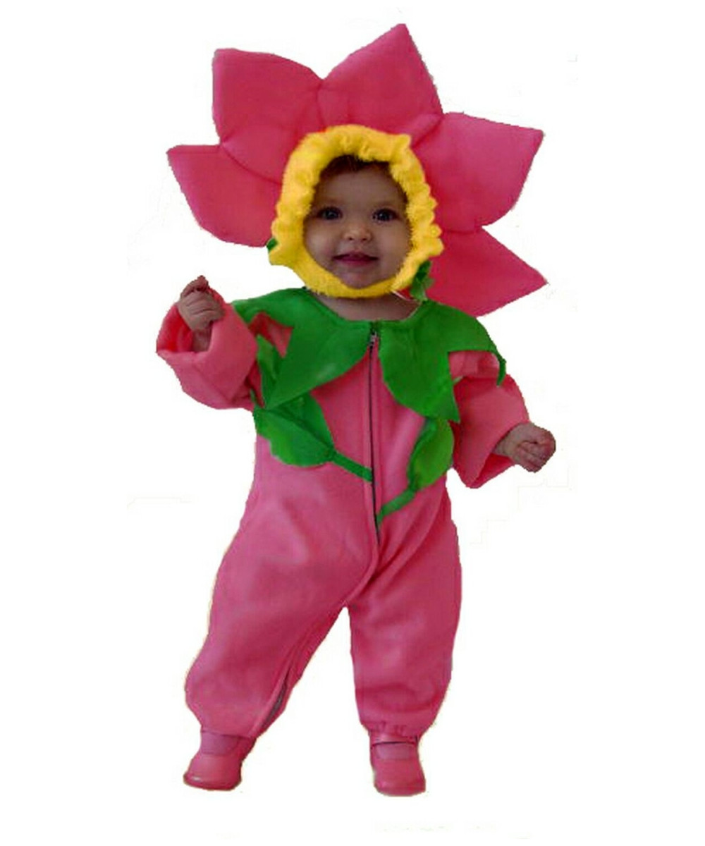 Baby Flower Halloween Costumes  Bright Flower Babe Costume Infant toddler Costume