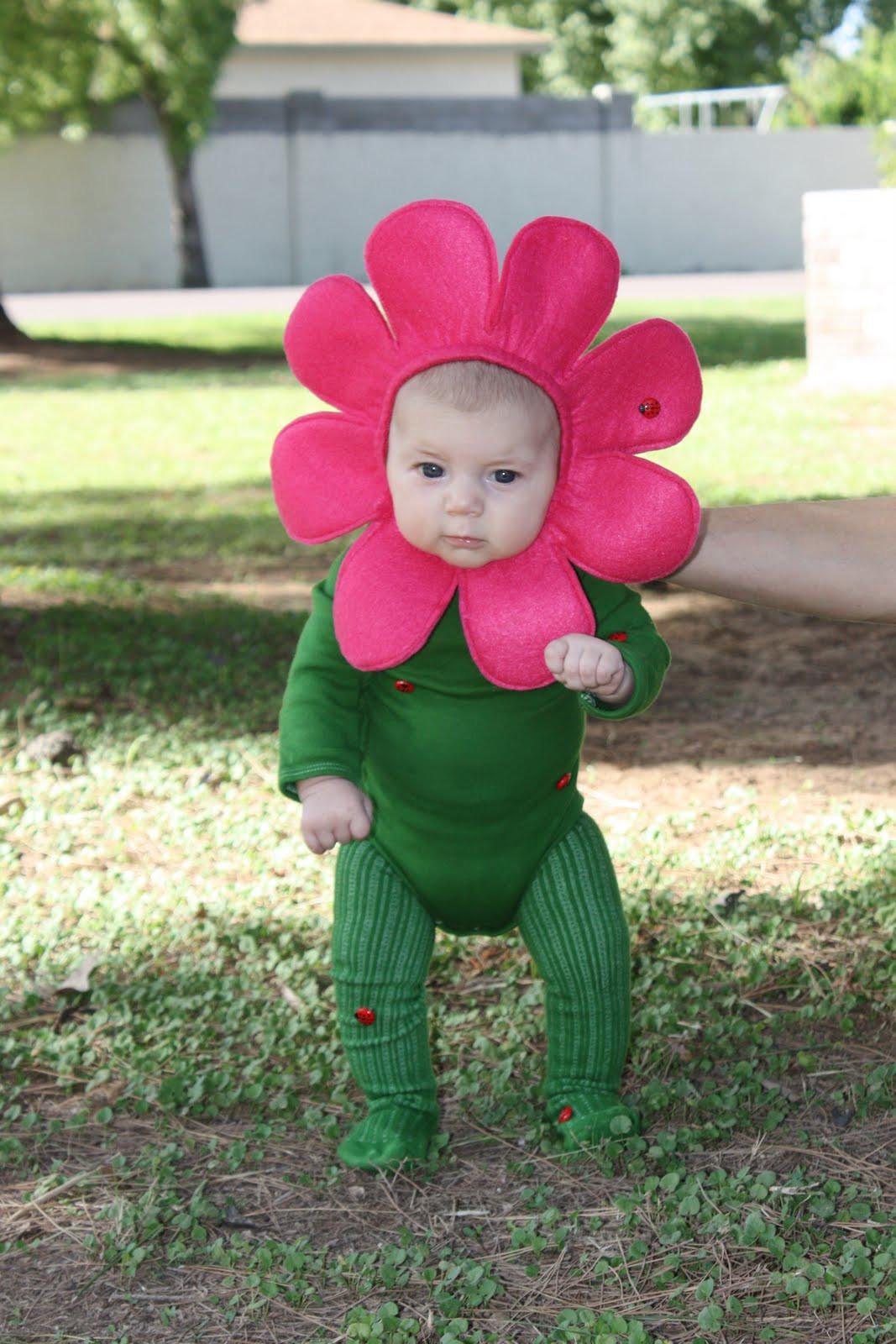 Baby Flower Halloween Costumes  Joy Halloween Finally
