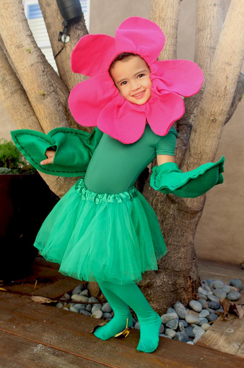 Baby Flower Halloween Costumes  My Flower Girl