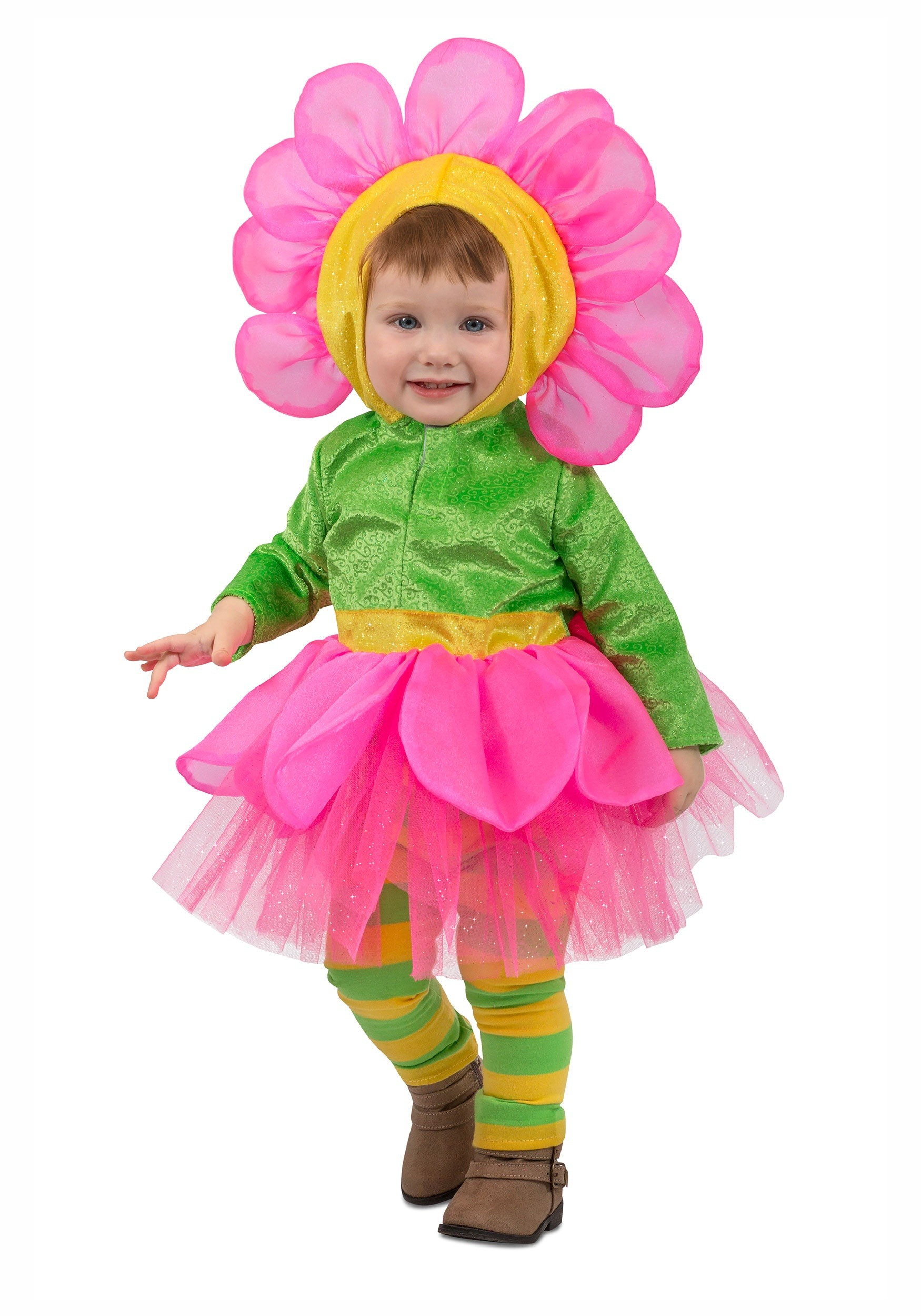 Baby Flower Halloween Costumes  Girls Flower Costume for a Toddler