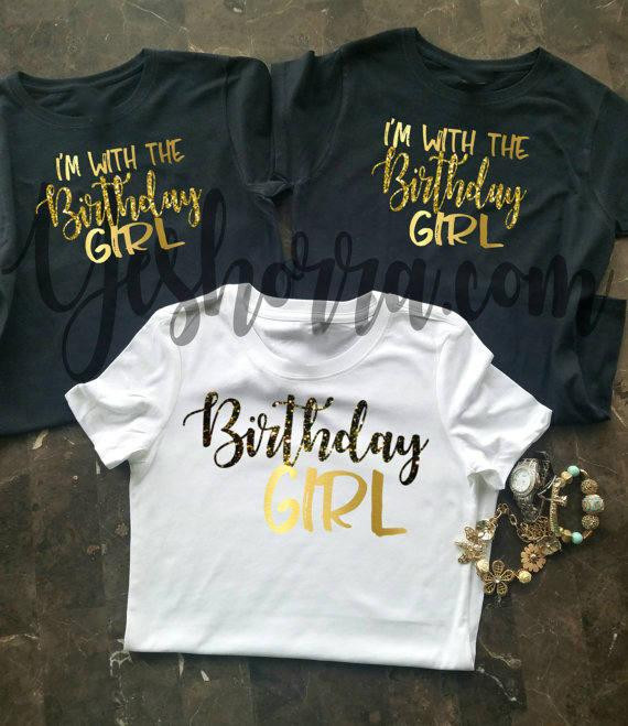 Birthday Party T Shirts Ideas  Birthday Party Shirts Birthday Group Shirts Birthday Crew