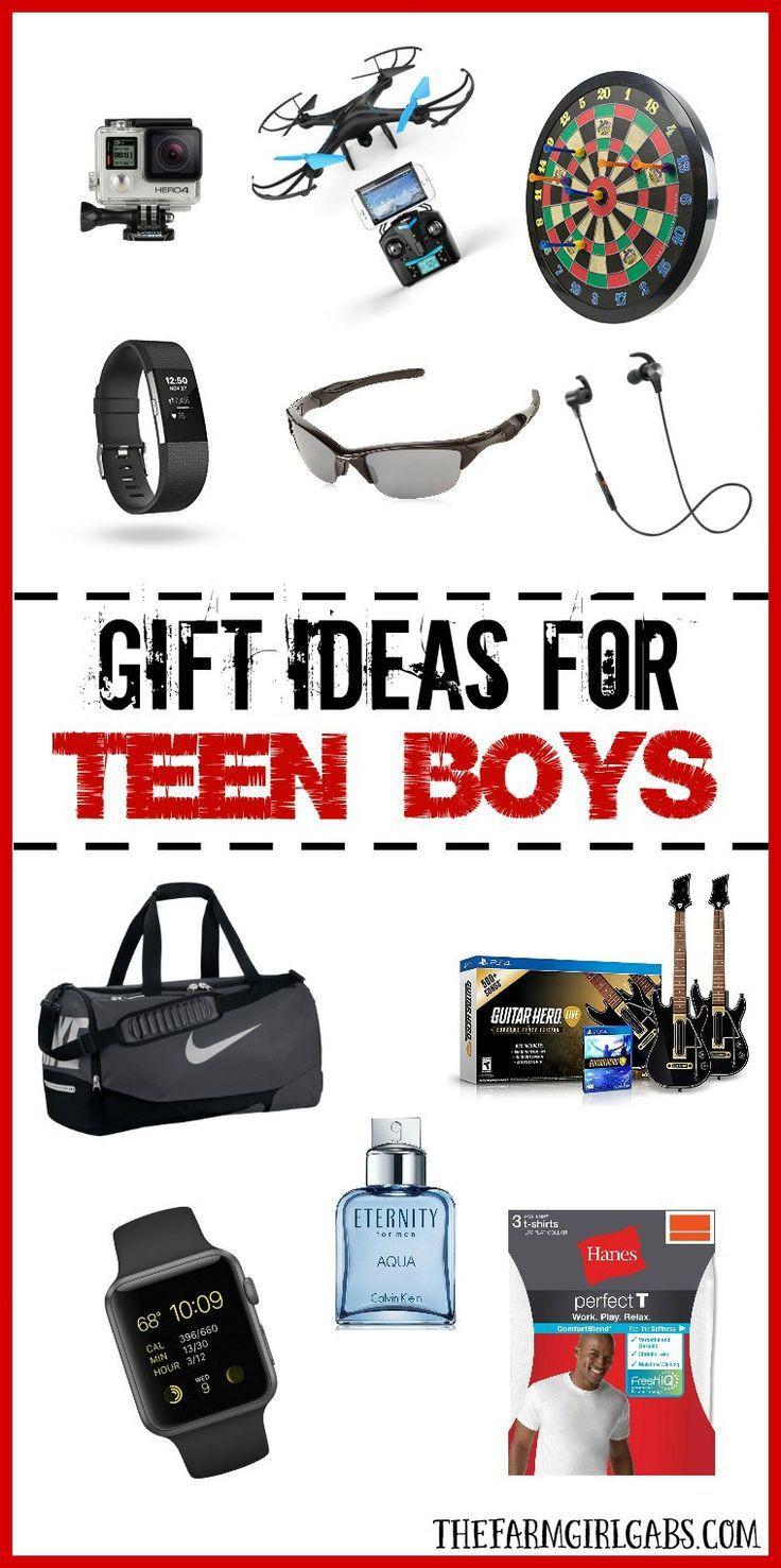 Boys Christmas Gift Ideas  Best 25 Teen boy ts ideas on Pinterest