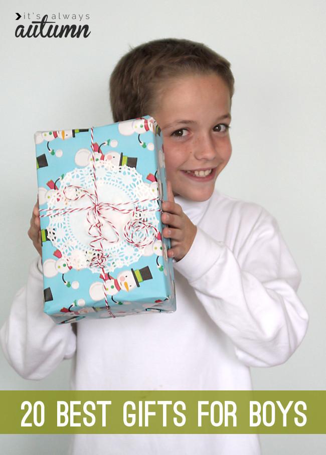 Boys Christmas Gift Ideas  20 best Christmas t ideas for boys It s Always Autumn