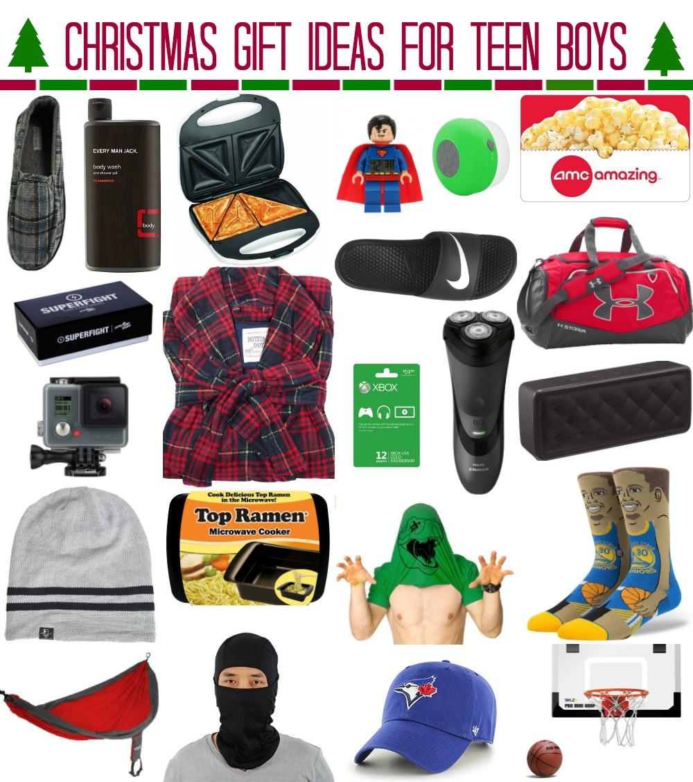 Boys Christmas Gift Ideas  Christmas Gift Ideas for Teen Boys whatever
