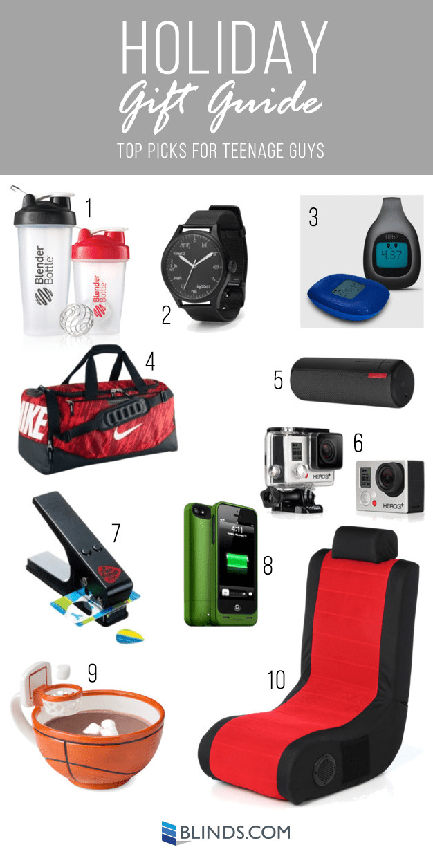 Boys Christmas Gift Ideas  2014 Holiday Gift Guides Gifts for kids The Finishing Touch