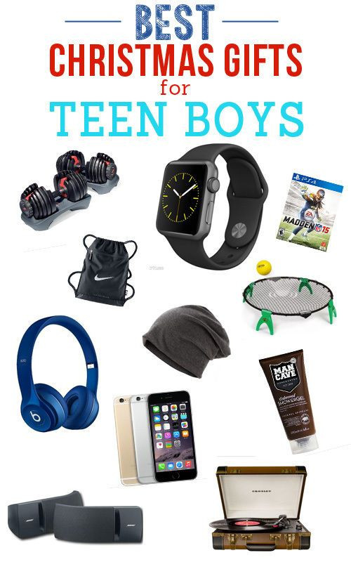 Boys Christmas Gift Ideas  Best Christmas Gifts For Teenage Boys