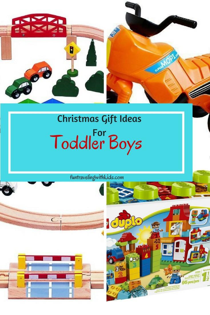 Boys Christmas Gift Ideas  All About Christmas Gift Ideas For Toddler Boys Fun