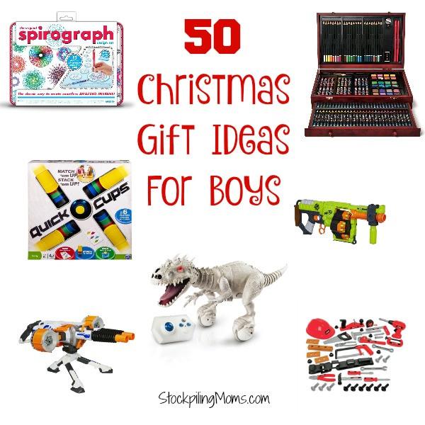 Boys Christmas Gift Ideas  Christmas Gift Ideas for Boys