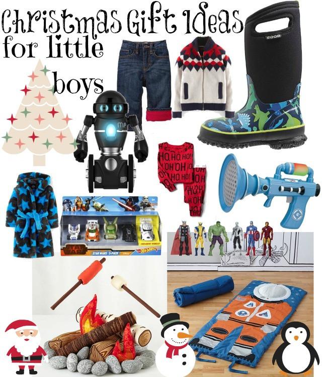 Boys Christmas Gift Ideas  Christmas Gift Ideas for Kids Little Boys ⋆ chic everywhere