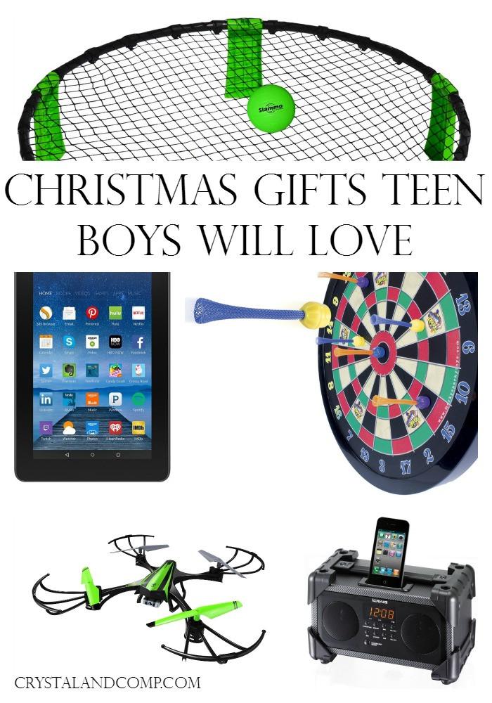 Boys Christmas Gift Ideas  Christmas Gifts for Boys