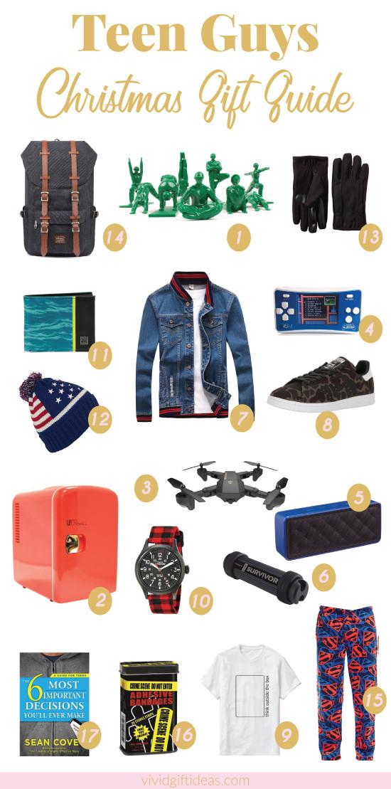 Boys Christmas Gift Ideas  17 Best Christmas Gift Ideas for Teen Boys Vivid s