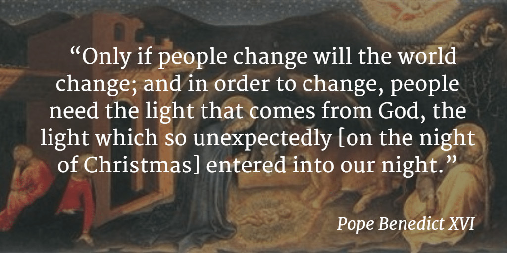 Catholic Christmas Quotes  10 Catholic Saint Quotes Christmas That Will Help You