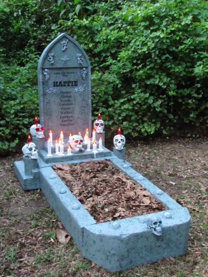 Cemetery Fence Halloween Prop  504 best Halloween Graves Cemetery images on Pinterest