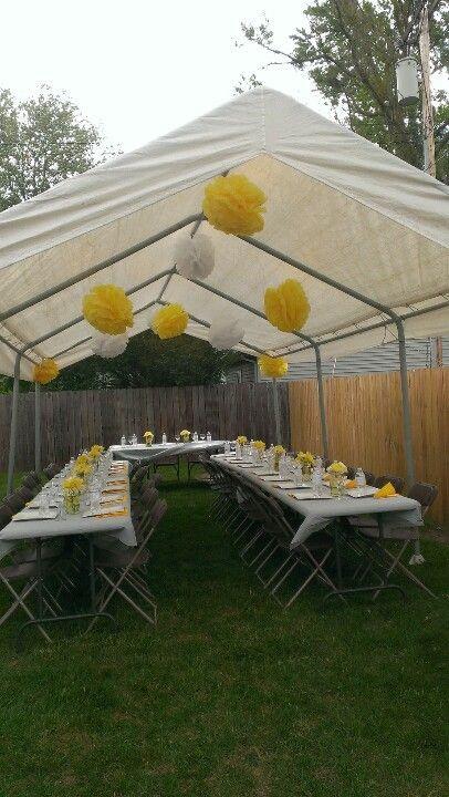 Cheap Backyard Party Ideas  Best 20 Cheap Backyard Wedding ideas on Pinterest