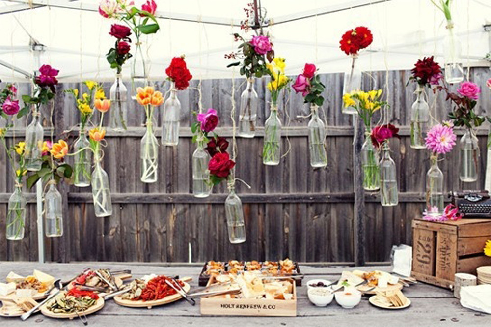Cheap Backyard Party Ideas  How to throw a chic and cheap backyard party nataliastyle