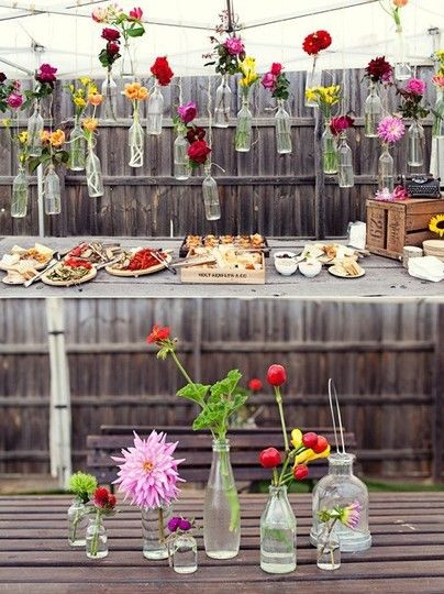 Cheap Backyard Party Ideas  25 Best Ideas about Summer Party Decorations on Pinterest