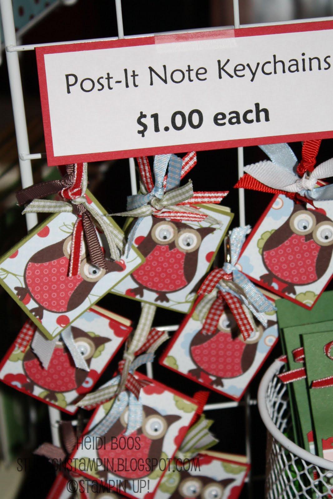Christmas Craft Fair Ideas  Stuck on Stampin Craft Bazaar Round Up 2011