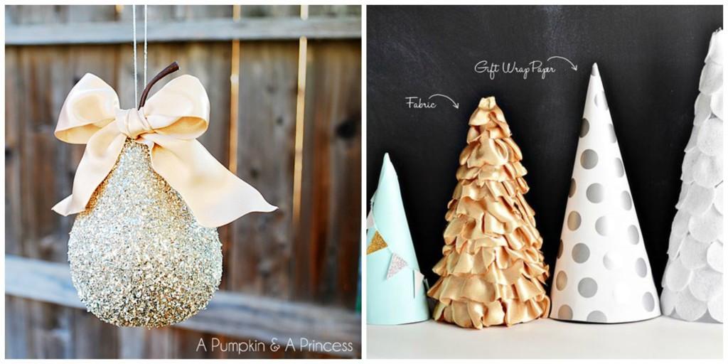 Christmas Decoration DIY Pinterest  10 Gorgeous DIY Christmas Decorations