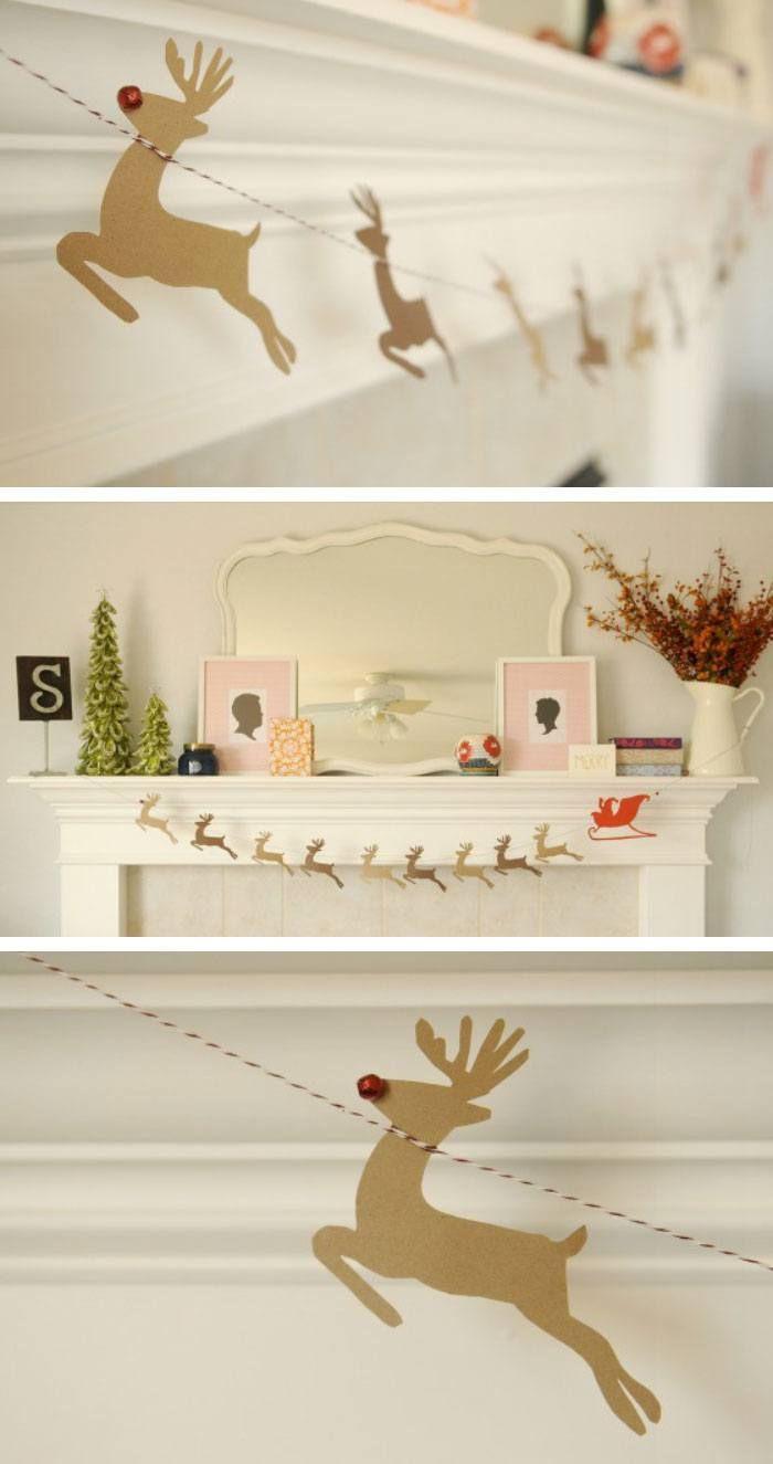 Christmas Decoration DIY Pinterest  Best 25 Diy Christmas Decorations ideas on Pinterest