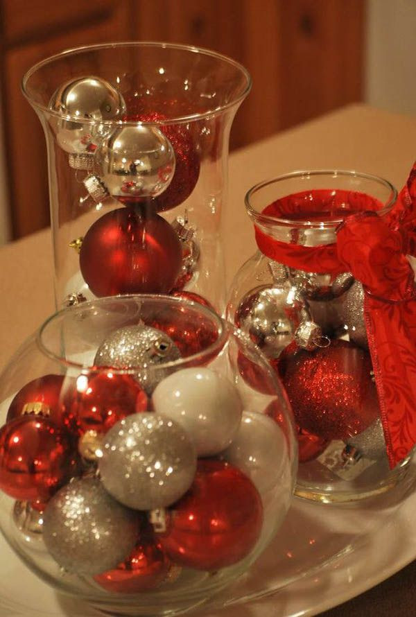 Christmas Decoration DIY Pinterest  25 best ideas about Indoor Christmas Decorations on