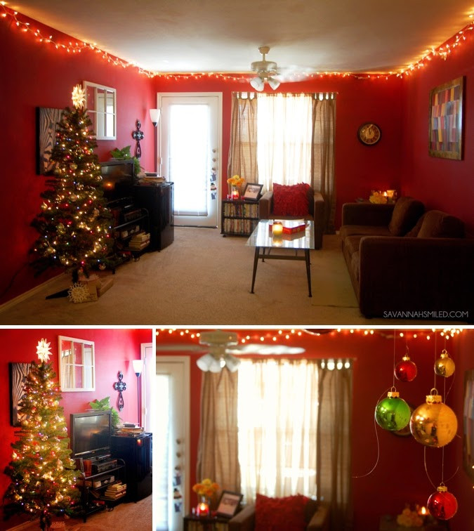 Christmas Decorations For Small Apartment  Christmas Decoration Ideas For Studio Apartments