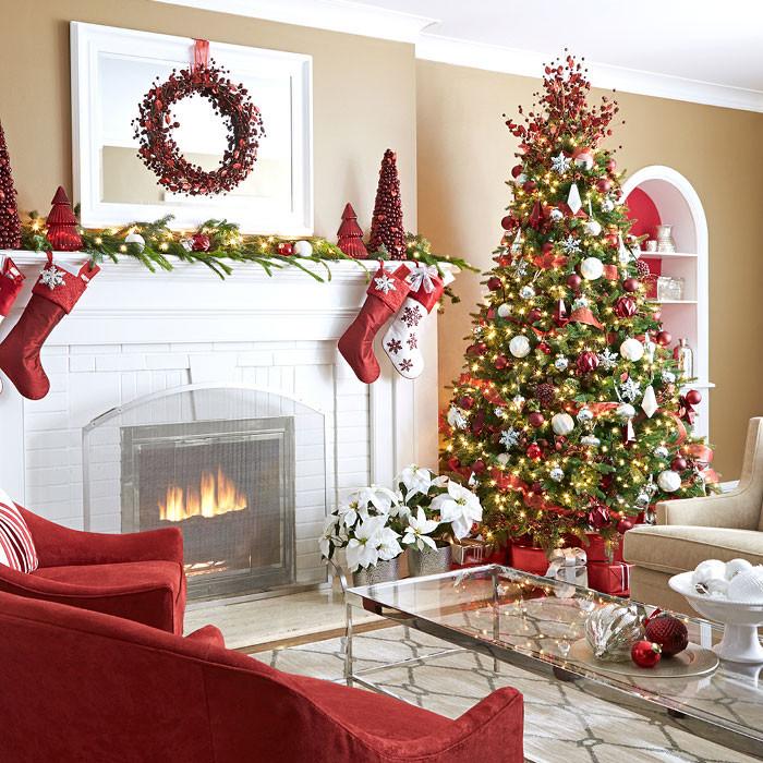 Christmas Decorations For Small Apartment  Inspiring Christmas Decor Ideas