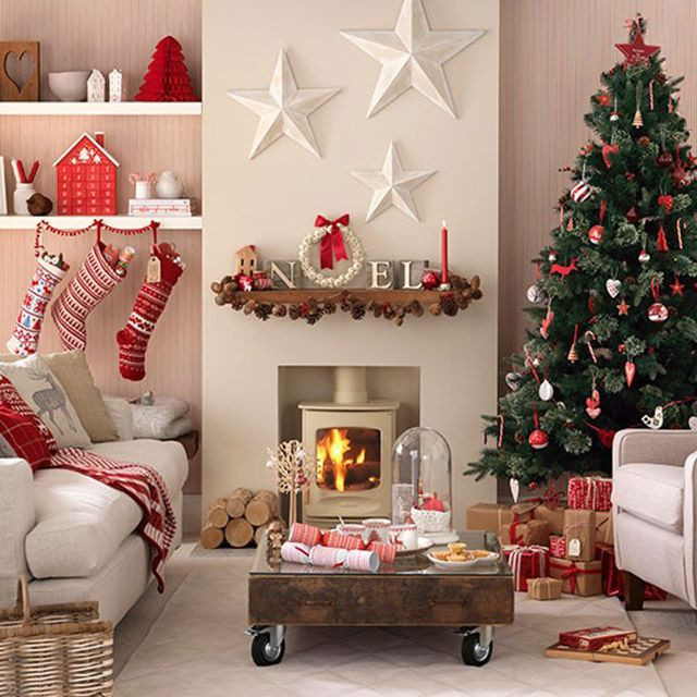 Christmas Decorations For Small Apartment  Christmas Decorating Ideas for Small Spaces Our
