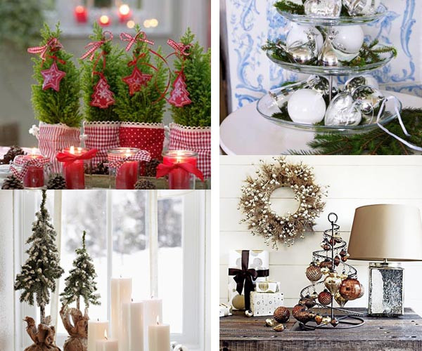 Christmas Decorations For Small Apartment  Creative Christmas ideas 2018 for Small Apartments UK