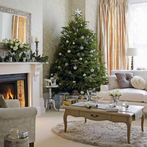 Christmas Decorations For Small Apartment  Christmas decoration ideas for apartment