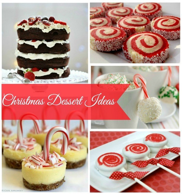 Christmas Dessert Ideas For Party  The Most Amazing Christmas Dessert Ideas