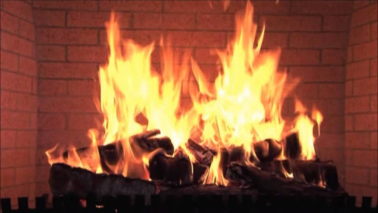 Christmas Fireplace Music  Clydes Christmas Music by the Fireplace wmv