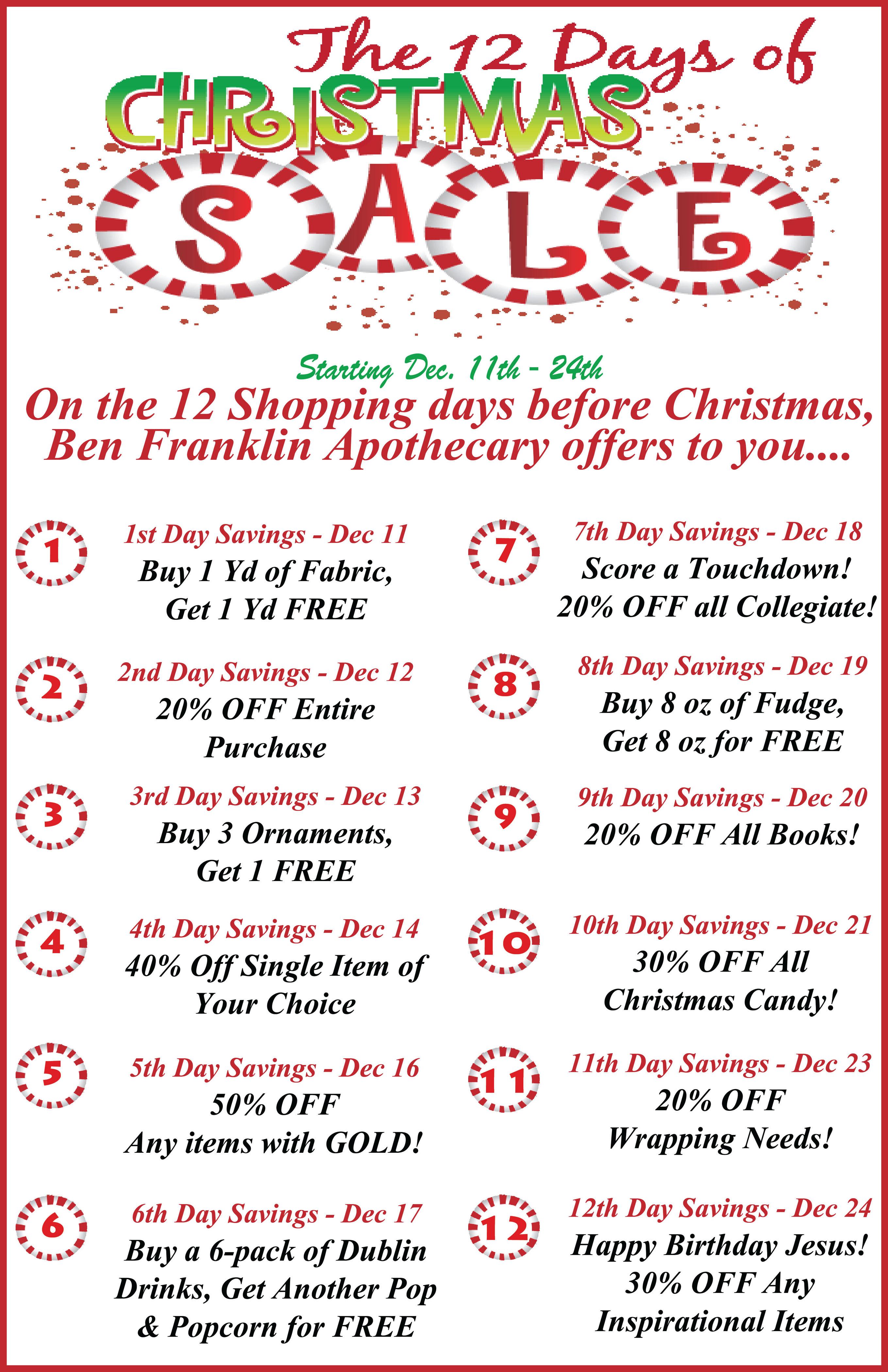 Christmas Gift Exchange Ideas  unique t ideas Ben Franklin Apothecary Blog