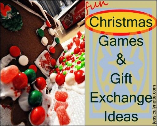 Christmas Gift Exchange Ideas  Christmas Games Gift Exchange Ideas