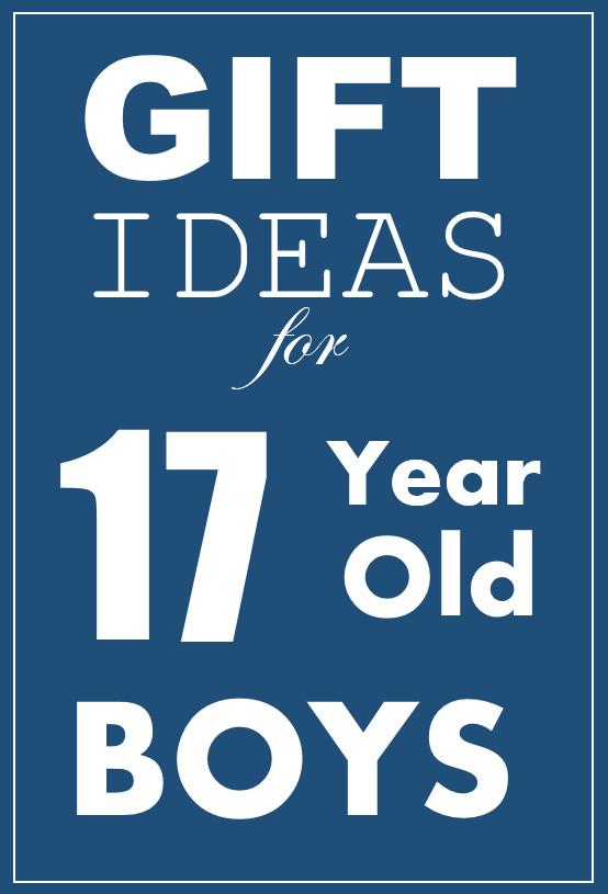Christmas Gift Ideas 15 Year Old Boy  Best Gift Ideas for 17 18 Year Old Teenage Boys