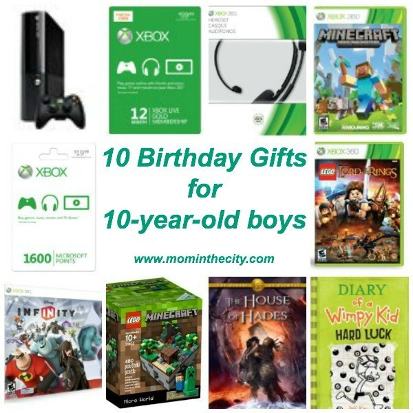 Christmas Gift Ideas For 10 Year Olds Boy  10 Birthday Gifts for 10 Year Old Boys