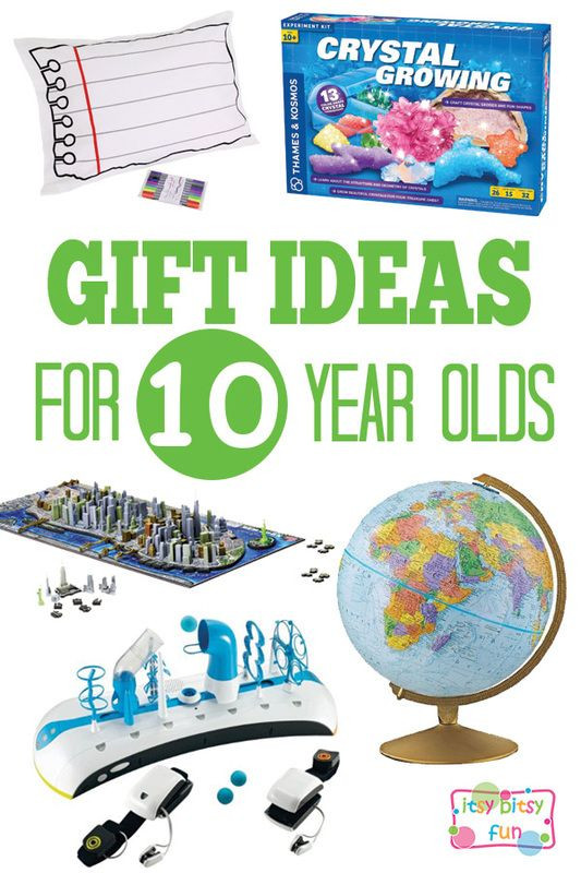 Christmas Gift Ideas For 10 Year Olds Boy  35 best images about Great Gifts and Toys for Kids for