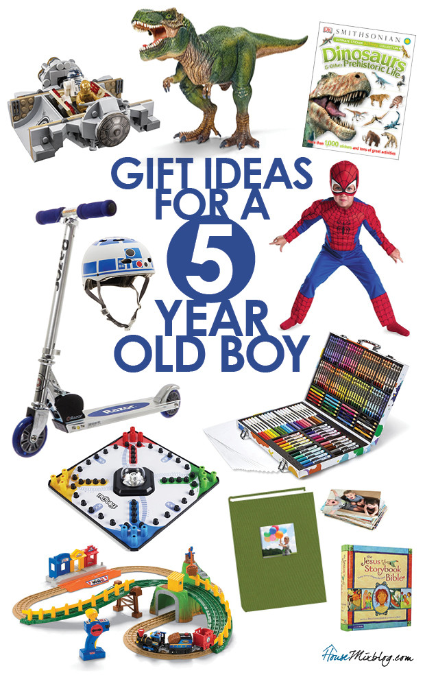 Christmas Gift Ideas For 10 Year Olds Boy  Toys for a 5 year old boy