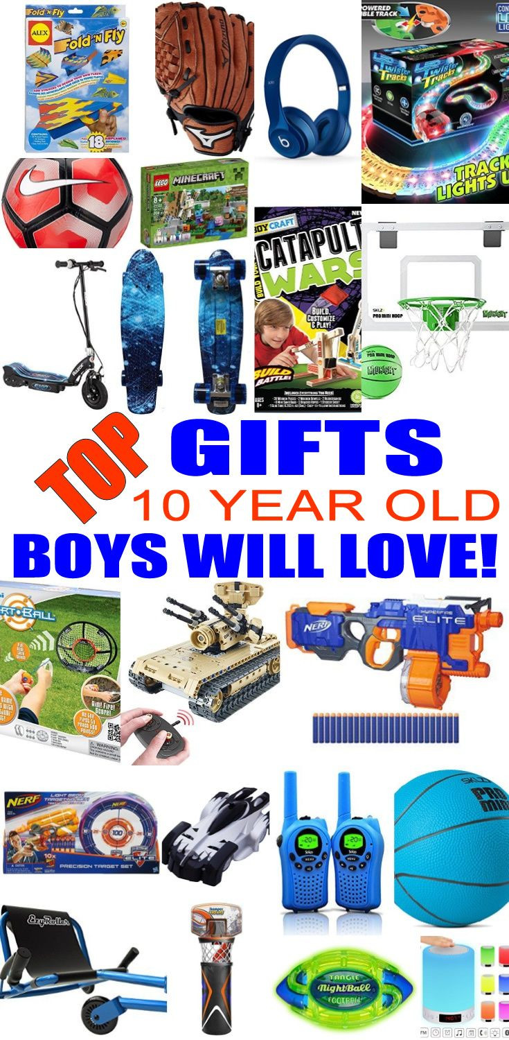Christmas Gift Ideas For 10 Year Olds Boy  Best 25 Best ts for boys ideas on Pinterest