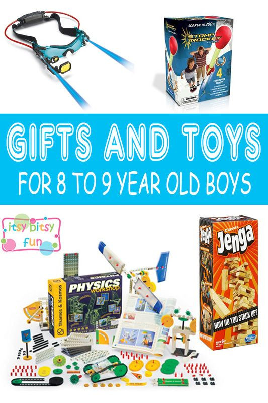 Christmas Gift Ideas For 10 Year Olds Boy  Best Gifts for 8 Year Old Boys in 2017