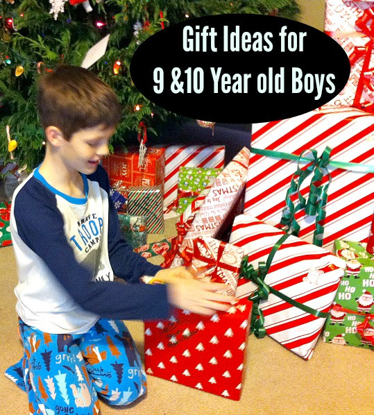 Christmas Gift Ideas For 10 Year Olds Boy  t ideas for 9 & 10 year old boys