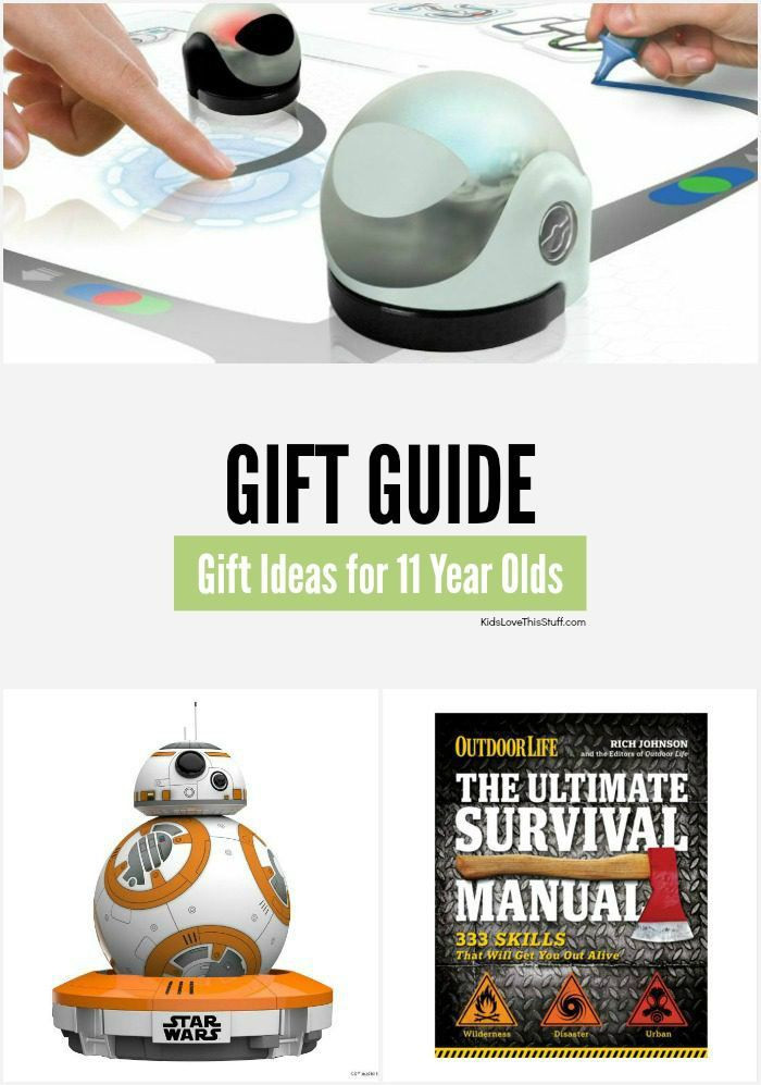 Christmas Gift Ideas For 10 Year Olds Boy  20 Cool Birthday and Christmas Gift Ideas for 11 Year Old