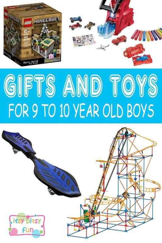 Christmas Gift Ideas For 10 Year Olds Boy  Christmas ts Christmas and The christmas on Pinterest