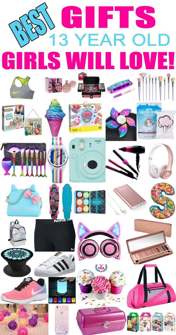 Christmas Gift Ideas For 13 Year Old Girl  Gifts 13 Year Old Girls Best t ideas and suggestions