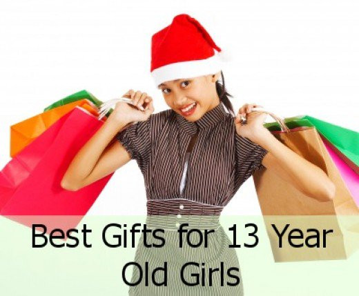 Christmas Gift Ideas For 13 Year Old Girl  Best Gifts for 13 Year Old Girls Christmas and Birthday